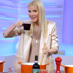 Gwyneth Paltrow Cooking