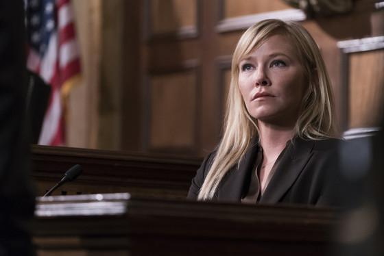 Law & Order: SVU, Mariska Hargitay, Kelli Giddish