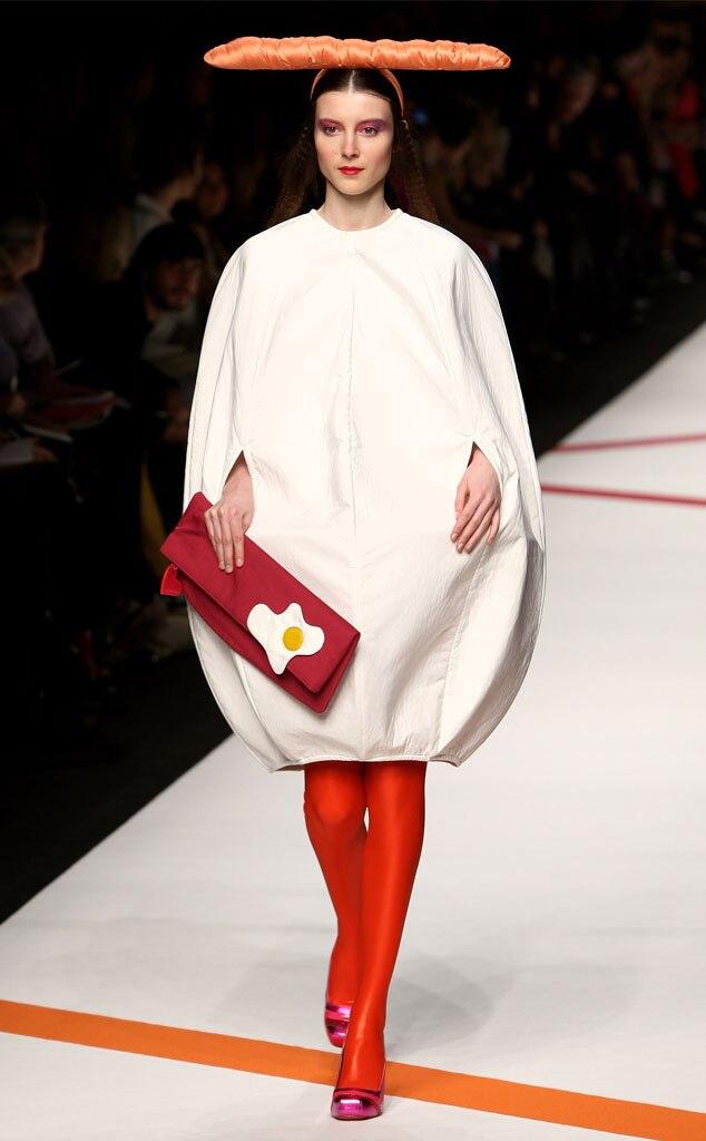Agatha Ruiz De La Prada Milan Fashion Week Fall 2009 From Wackiest Runway Looks Ever E News Uk