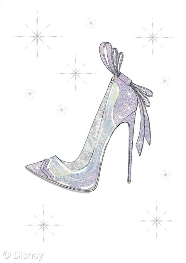 Nicolas Kirkwood, Cinderella Shoes, Disney, Saks Fifth Avenue