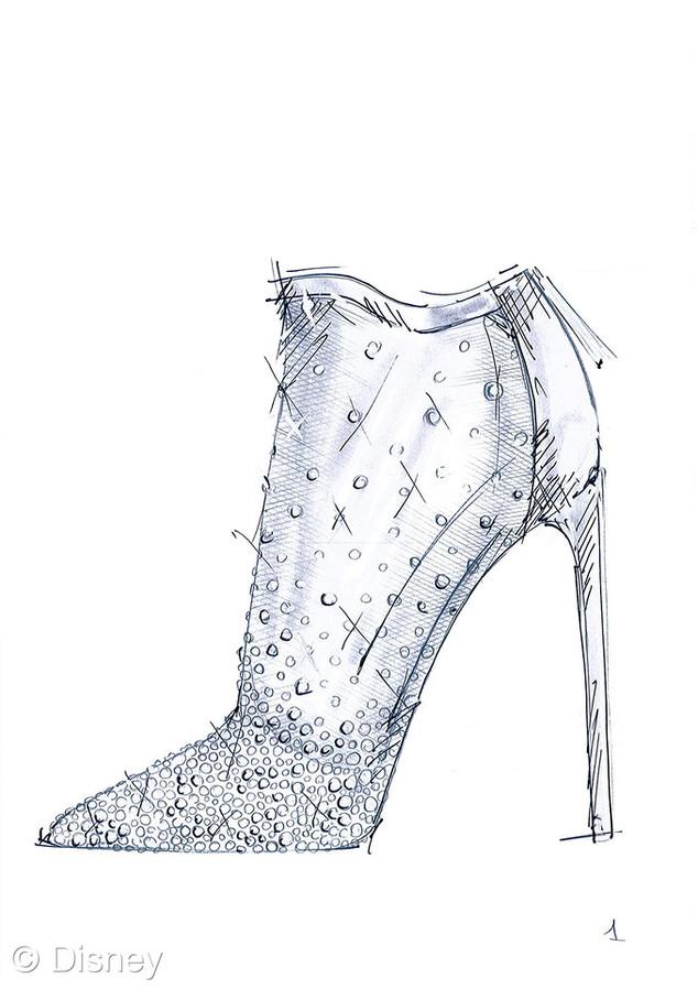 Stuart Weitzman, Cinderella Shoes, Disney, Saks Fifth Avenue