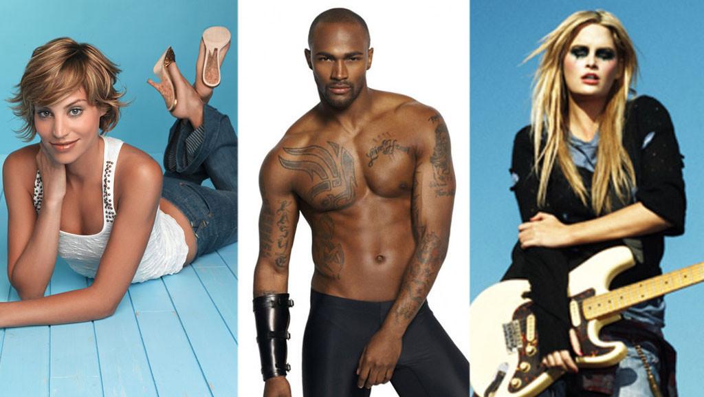 Americas Next Top Model, Whitney Thompson, Keith Carlos, Lisa D'Amato