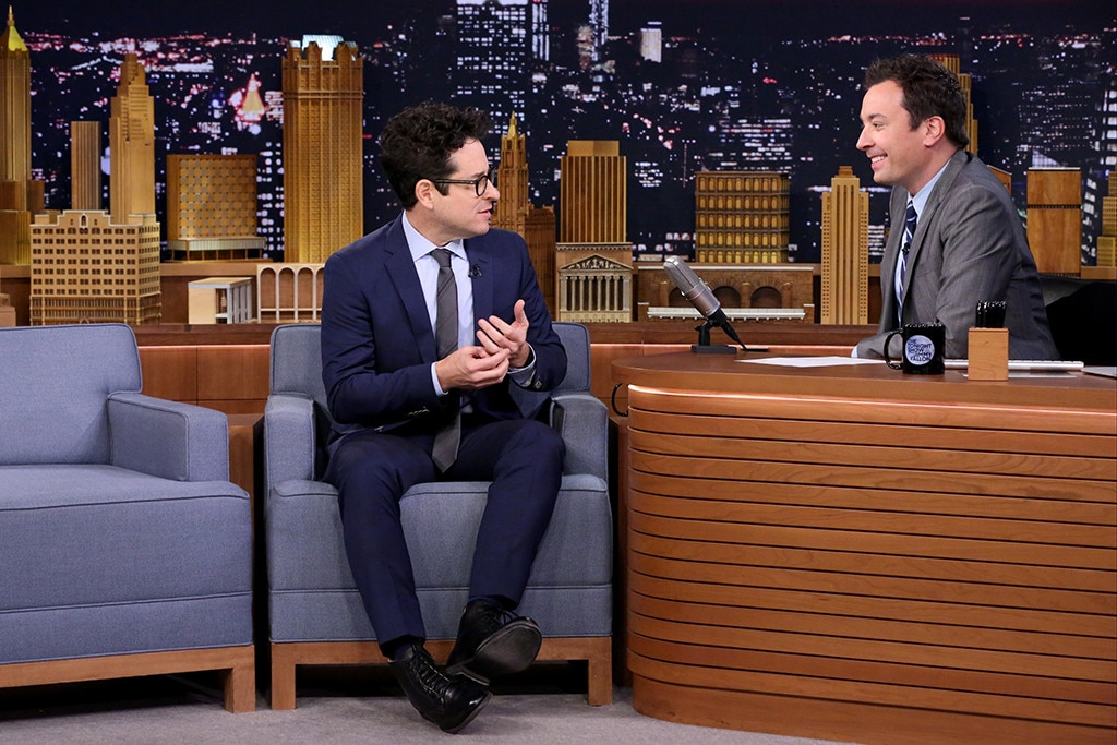 J.J. Abrams, The Tonight Show