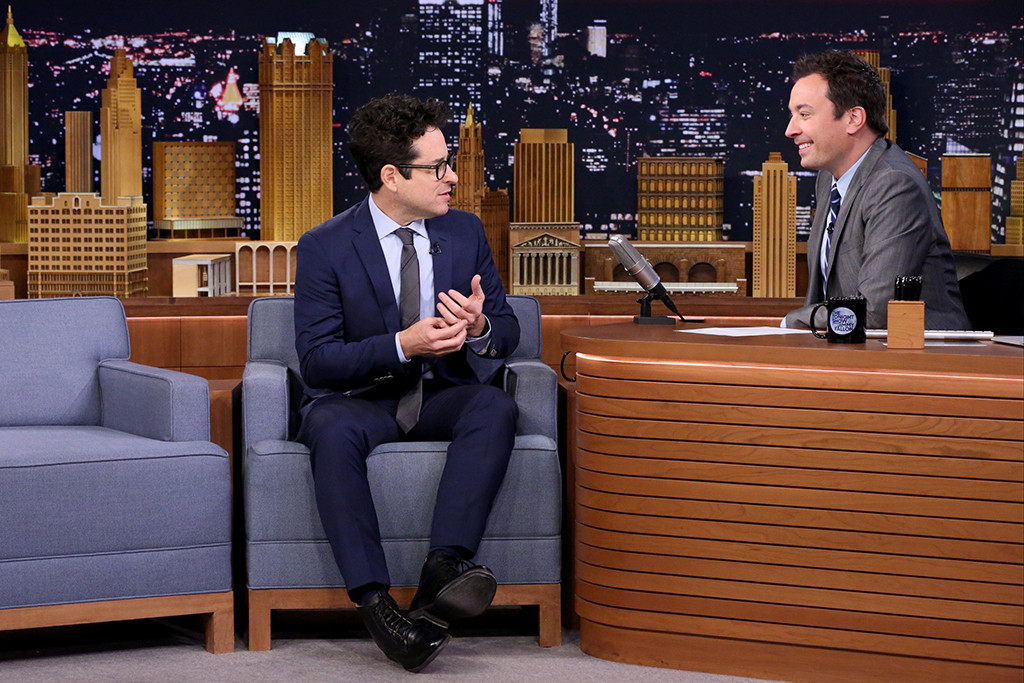 J.J. Abrams, The Tonight Show