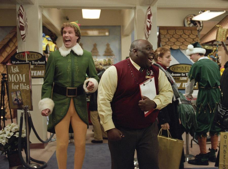 Elf, 25 Days of Christmas