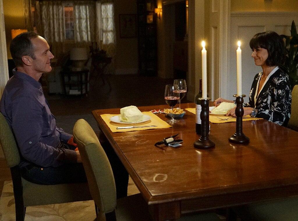 Clark Gregg, Constance Zimmer, Agents of S.H.I.E.L.D.