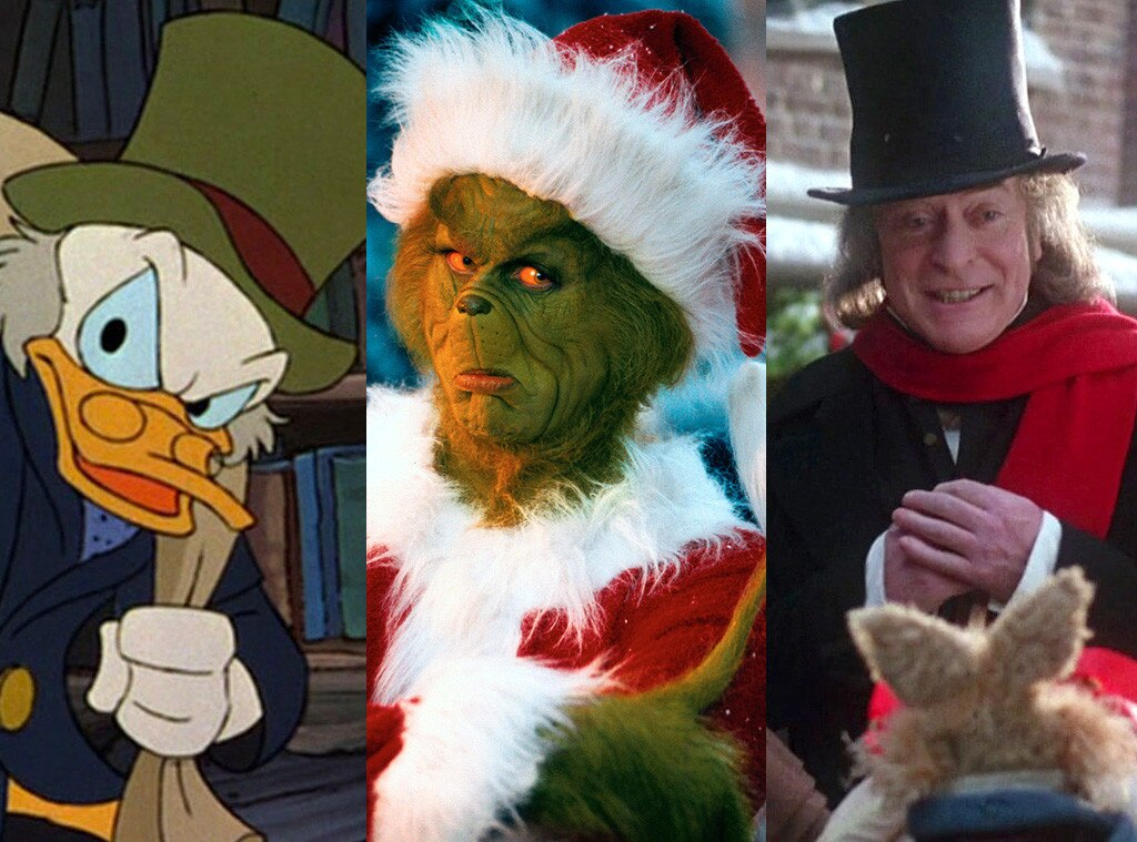 Scrooges & Grinches