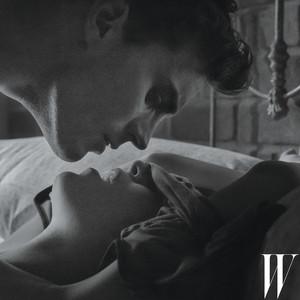 Jamie Dornan, Dakota Johnson, W Magazine