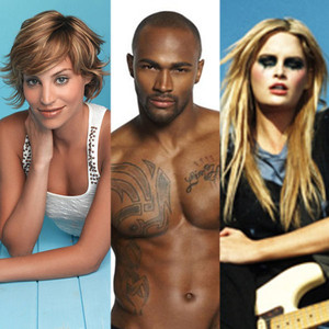 America's Next Top Model, Whitney Thompson, Keith Carlos, Lisa D'Amato