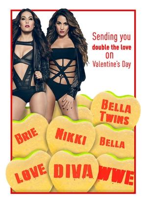 Total Divas Valentines