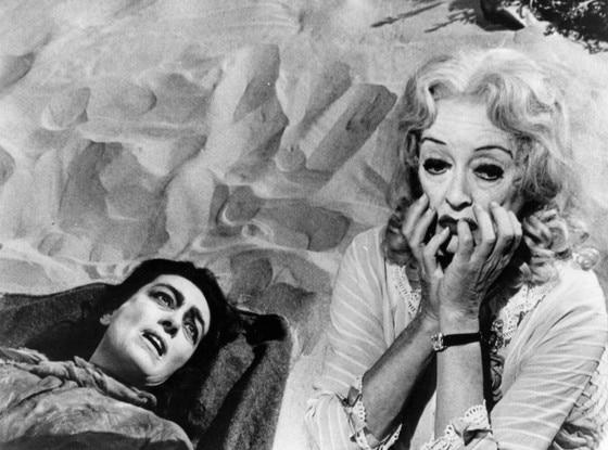 Joan Crawford, Bette Davis, Whatever Happened to Baby Jane, Movie Feuds