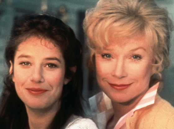 Terms of Endearment, Movie Feuds, Debra Winger, Shirley MacLaine