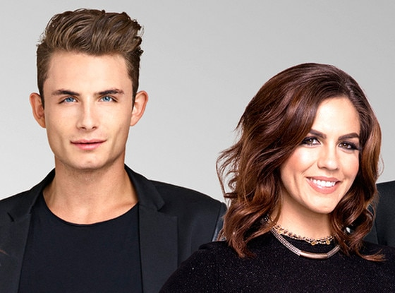 Katie Maloney, James Kennedy