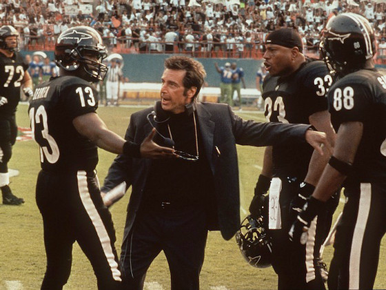 Any Given Sunday, Jamie Foxx, LL Cool J, Movie Feuds