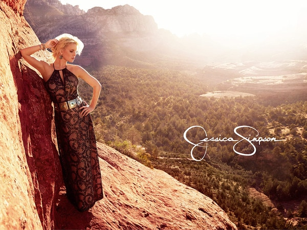 Jessica Simpson Campaign