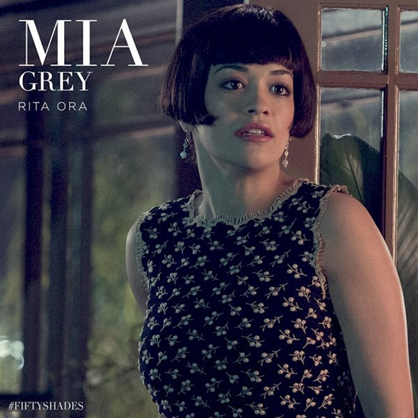 Fifty Shades of Grey, Rita Ora, 50 Shades of Grey
