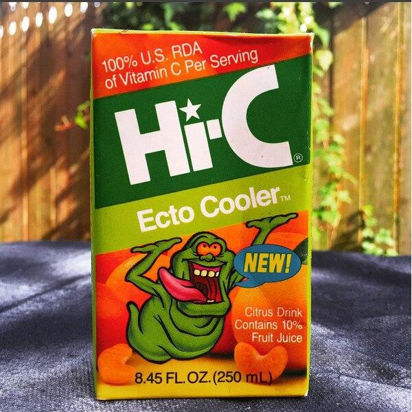 Hi-C Ecto Cooler, Instagram