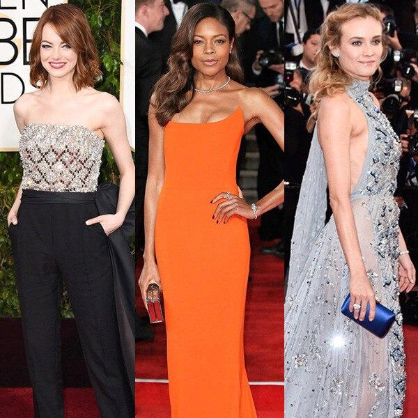 Emma Stone, Naomie Harris, Diane Kruger