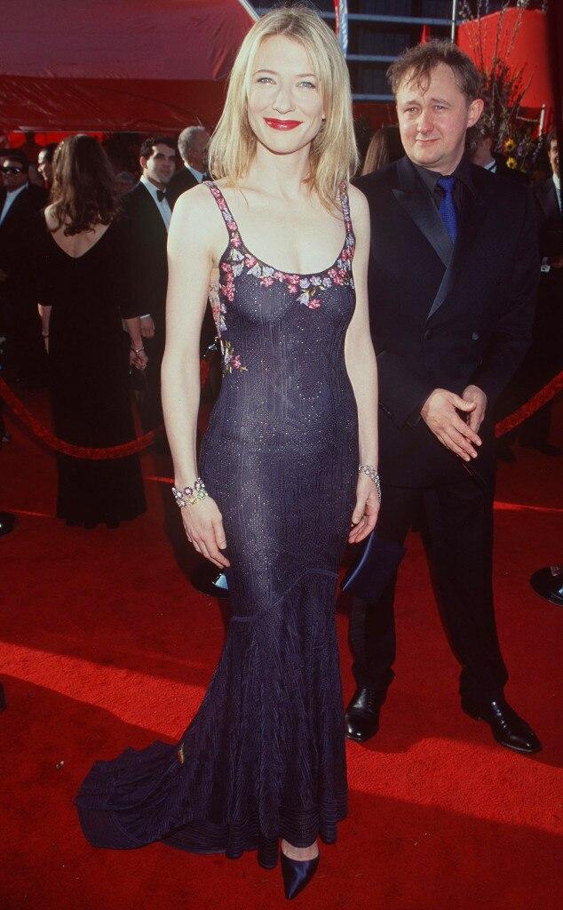 Cate Blanchett from Stars' First Oscars | E! News