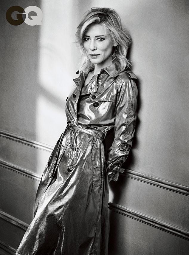 Cate Blanchett, GQ