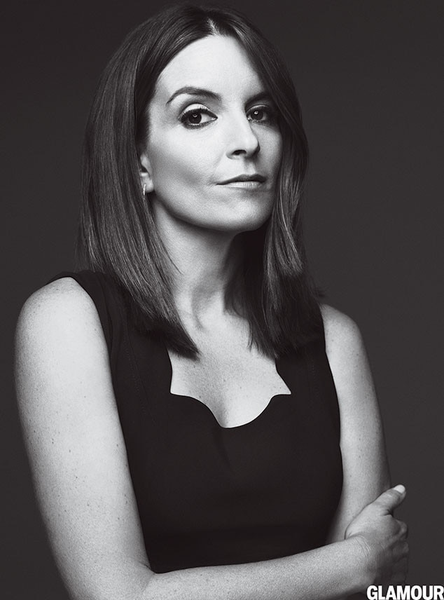 Amy Poehler, Tina Fey, Glamour January Issue