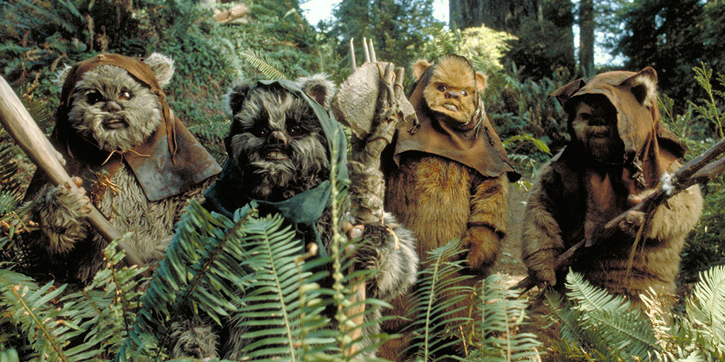 Ewoks, Star Wars