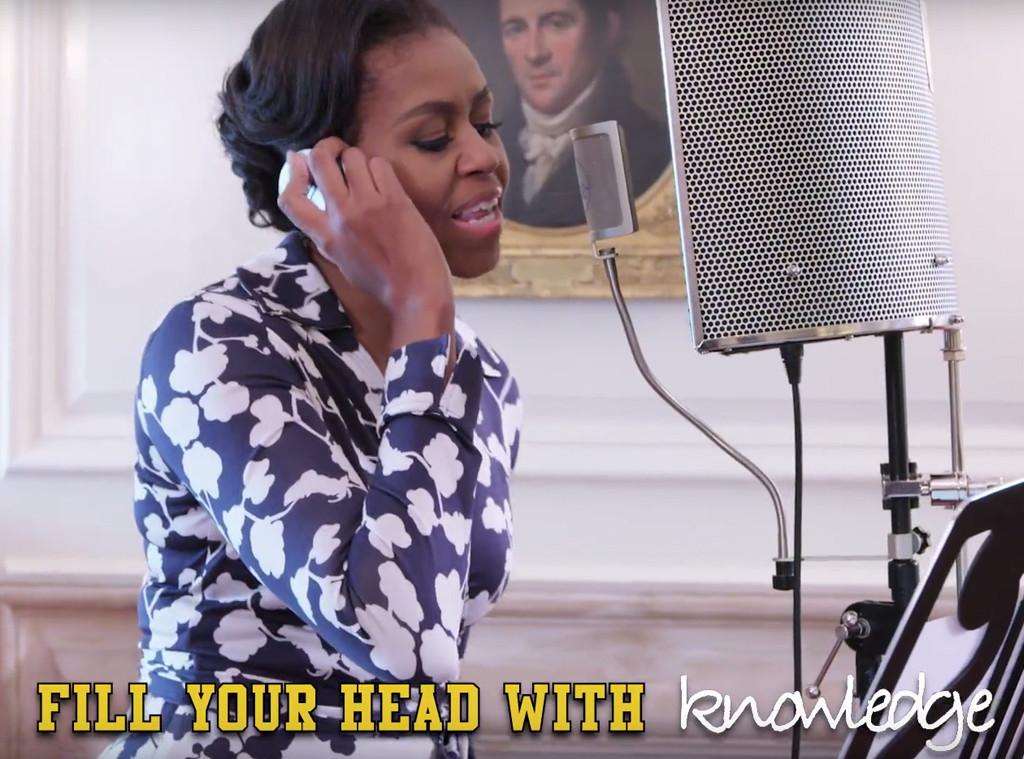 Michelle Obama, College, Jay Pharaoh