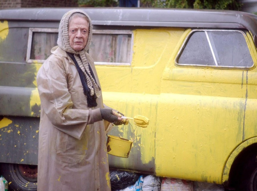 The Lady in the Van, Maggie Smith
