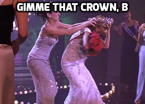 Miss Congeniality memes
