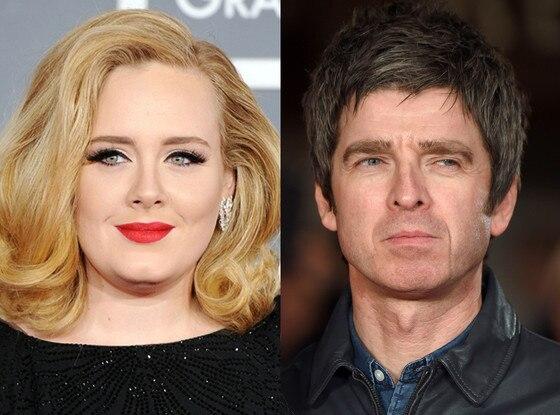 Adele, Noel Gallagher