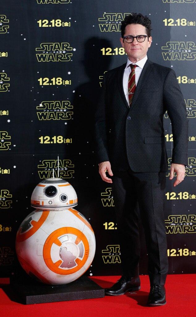 J.J. Abrams, Star Wars Premieres