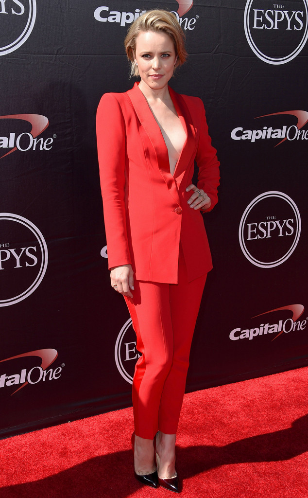 Rachel McAdams, ESPY Awards