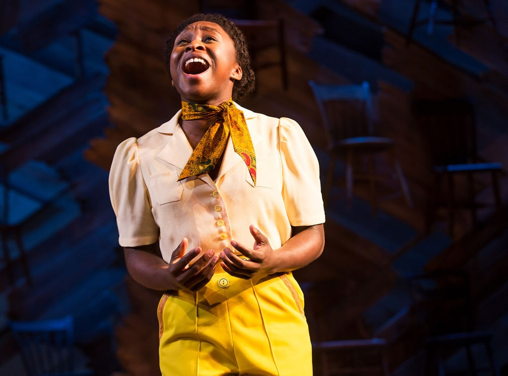 Cynthia Erivo, The Color Purple