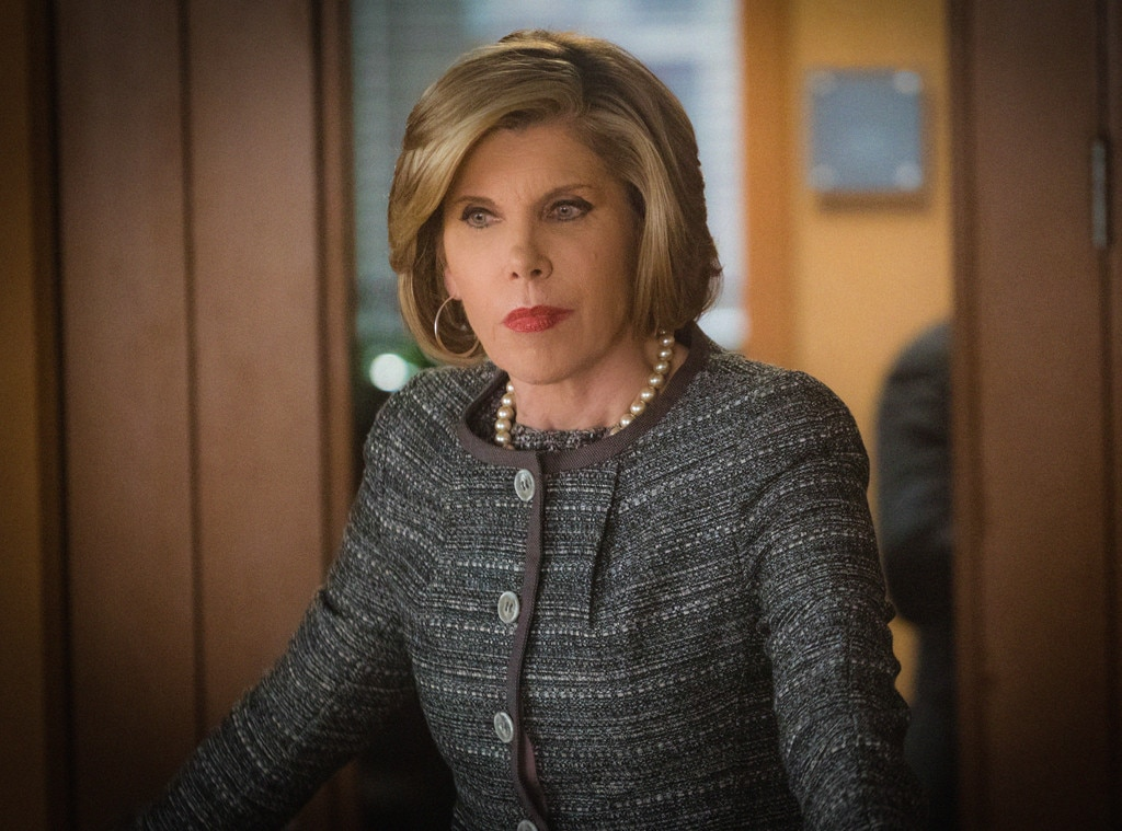 The Good Wife, KSR, Julianna Margulies, Christine Baranski, Alan Cumming