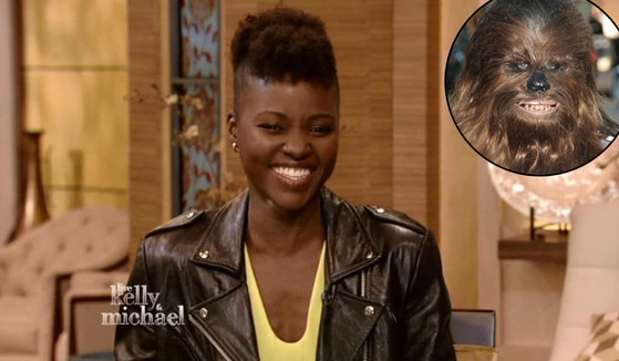 Lupita Nyong'o, Live With Kelly and Michael