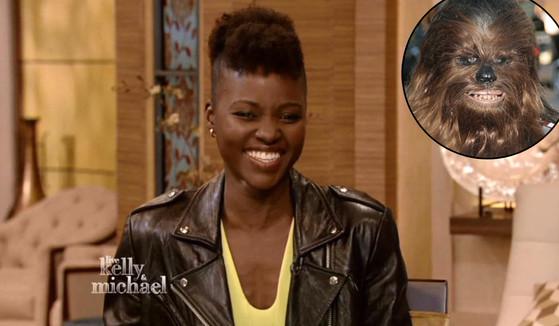Lupita Nyong'o, Live With Kelly and Michael