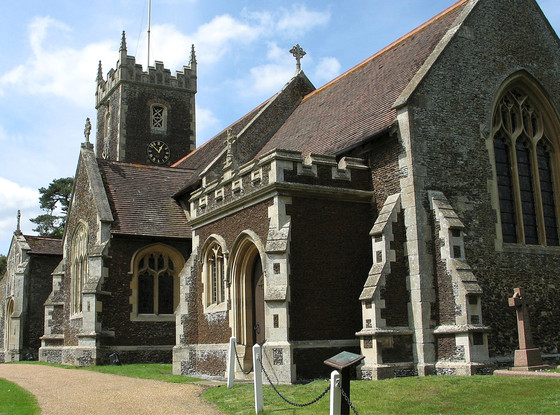 St. Mary Magdalene Church, Sandringham