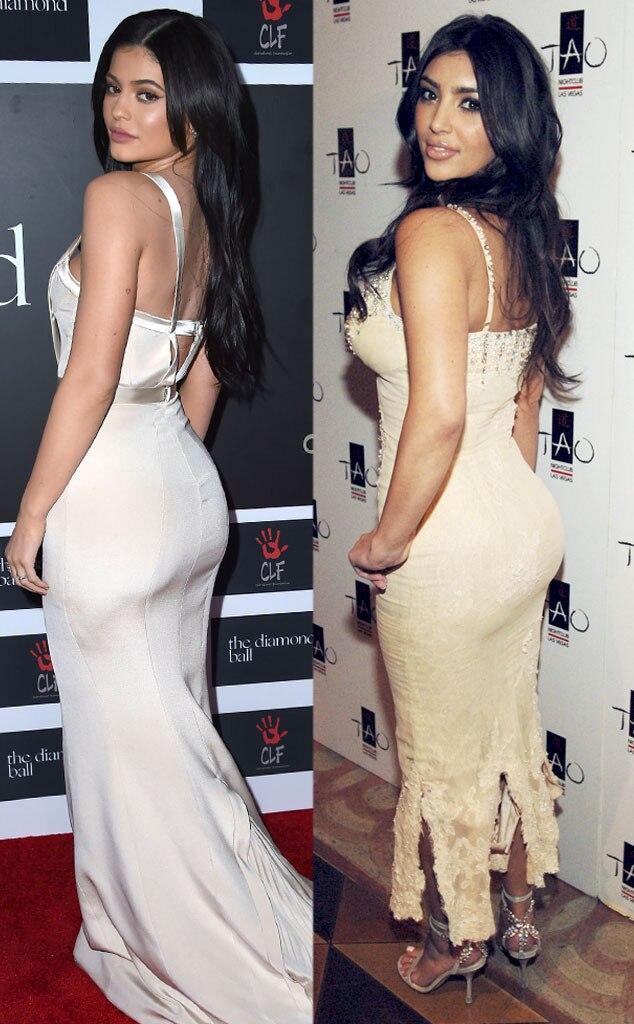 Kylie Jenner, Kim Kardashian
