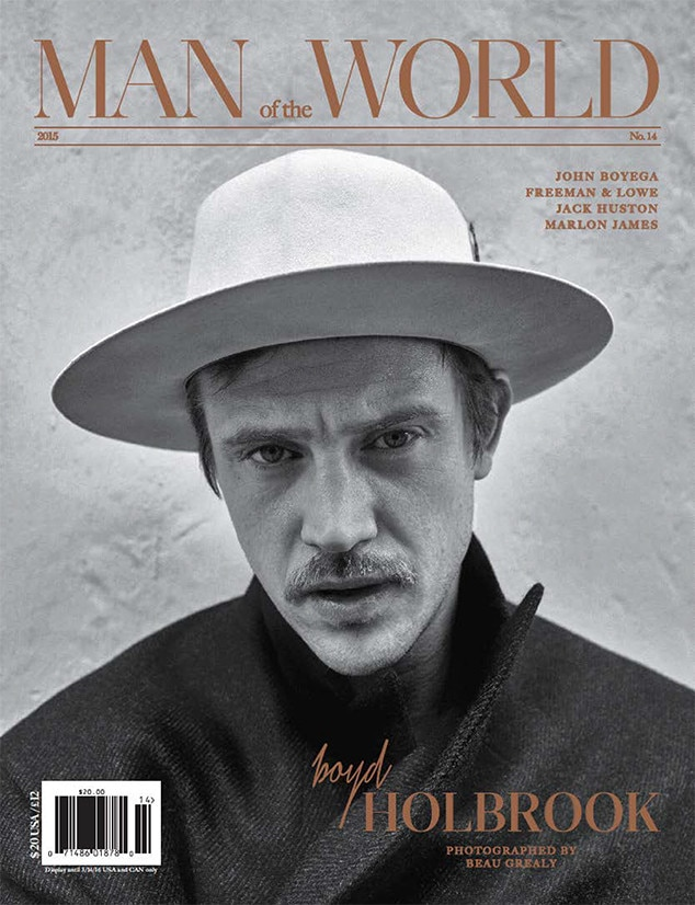 Boyd Holbrook, Man of the World