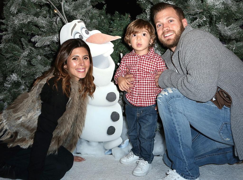 Jamie-Lynn Sigler, Christmas 2015