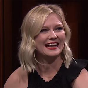 Kirsten Dunst, The Tonight Show