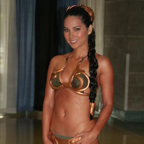 Olivia Munn, Princess Leia