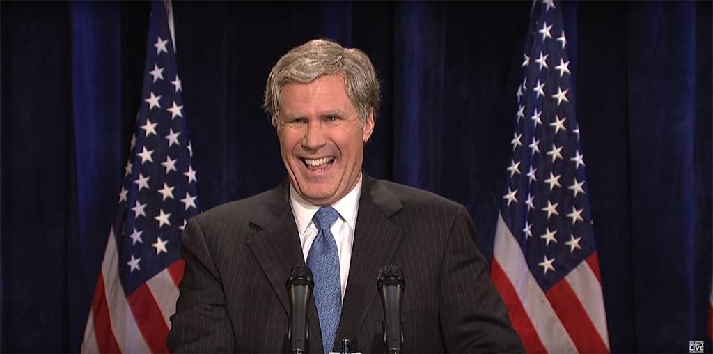 Will Ferrell, George W. Bush, SNL