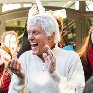 Dick Van Dyke, <i>Mary Poppins</i> Flash Mob, 90th Birthday
