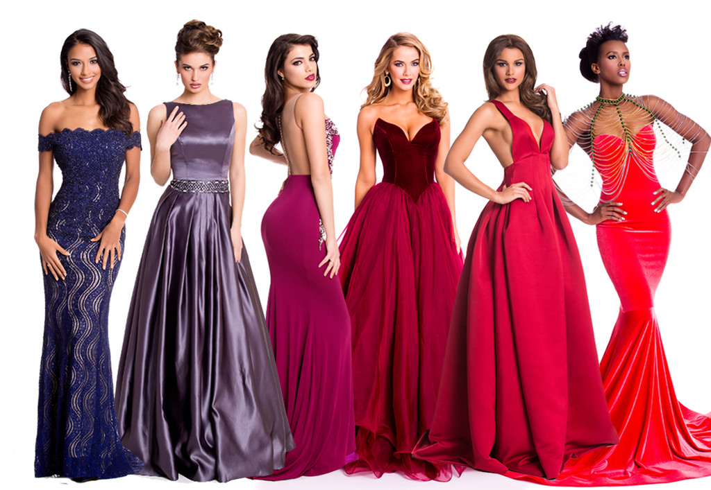 Miss Universe 2015, Evening Gown
