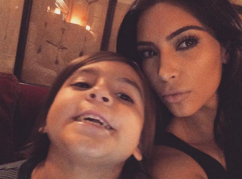 Selfie time from kourtney kardashian s family album