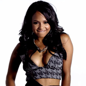 Christina Milian, Like Me Music Video