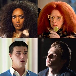 American Horror Story Characters Split