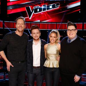 The Voice, Barrett Baber, Jeffery Austin, Emily Ann Roberts, Jordan Smith