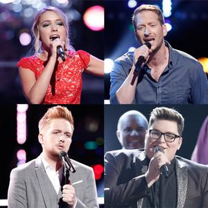 The Voice, Emily Ann Roberts, Barrett Baber, Jeffrey Austin, Jordan Smith